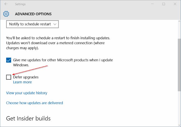 3 razones por las que no está recibiendo actualizaciones de Windows 10 november