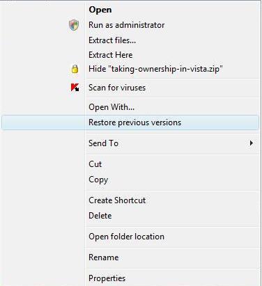 Cómo resolver un problema de menú contextual amplio en Windows 7