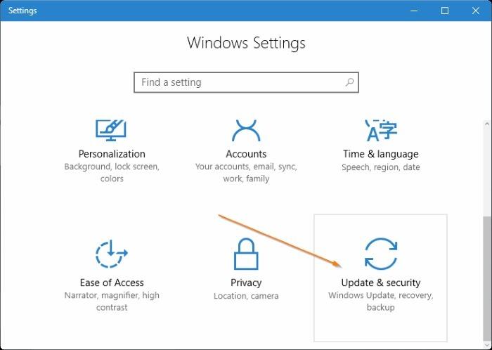 4 maneras de abrir opciones de inicio avanzadas Windows 10 pic2