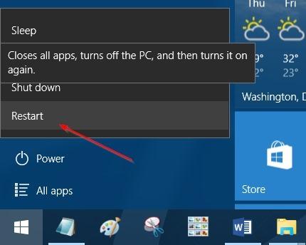 4 maneras de abrir opciones de inicio avanzadas Windows 10 pic5