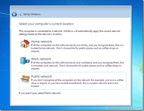reinstall windows 7 step13