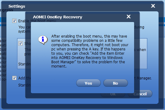 AOMEI OneKey Recovery Free Download (1)