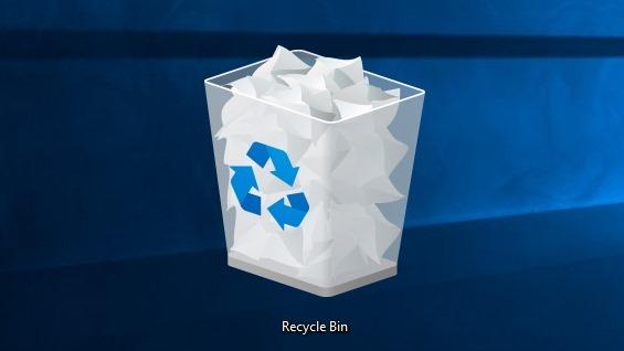 Recycle Bin hide or remove from desktop