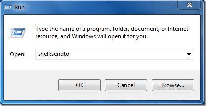 Añadir SkyDrive y Google Drive al menú SendTo