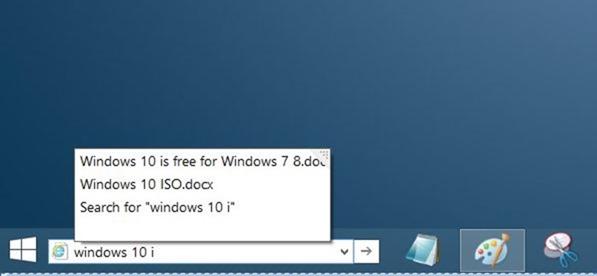 Añadir una búsqueda en la barra de tareas de Windows 10 en Windows 7 y Windows 8.1 step11
