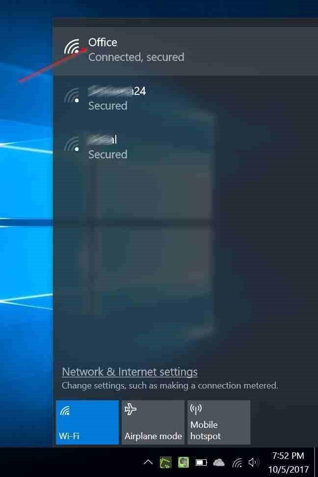 Añadir impresora inalámbrica a Windows 10 PC (1)