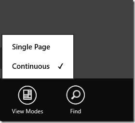 Aplicación de Adobe Reader para Windows 8 Picture1