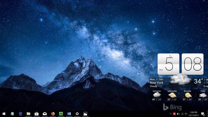 Mejor reloj de escritorio para Windows 10 (3)