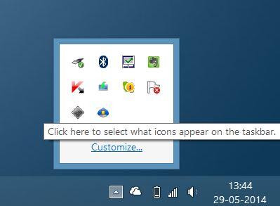 Falta el icono Boot Camp en la bandeja de sistema de la barra de tareas step01