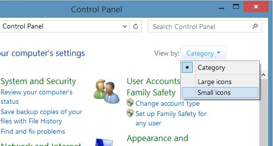 Falta el icono Boot Camp en el paso 2 de la bandeja del sistema de la barra de tareas