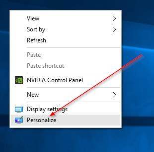 Cambiar fondo de escritorio Windows 10 step1