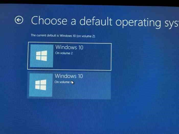 Cambiar el orden de inicio en Windows 10 (14)