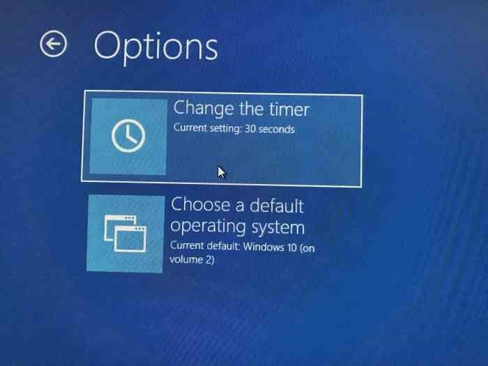 Cambiar el orden de inicio en Windows 10 (15)