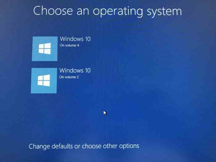 Cambiar el orden de inicio en Windows 10 (1)