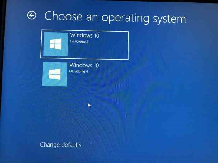 Cambiar el orden de inicio en Windows 10 (9)