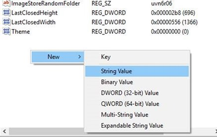 Cambiar la ubicación de descarga predeterminada en Microsoft Edge step3