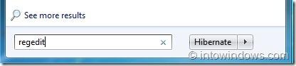 Cambiar propietario registrado y nombre de la organización en Windows 7 step1