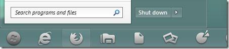 Cambiar los iconos de la barra de tareas de Windows 7 y del menú Inicio