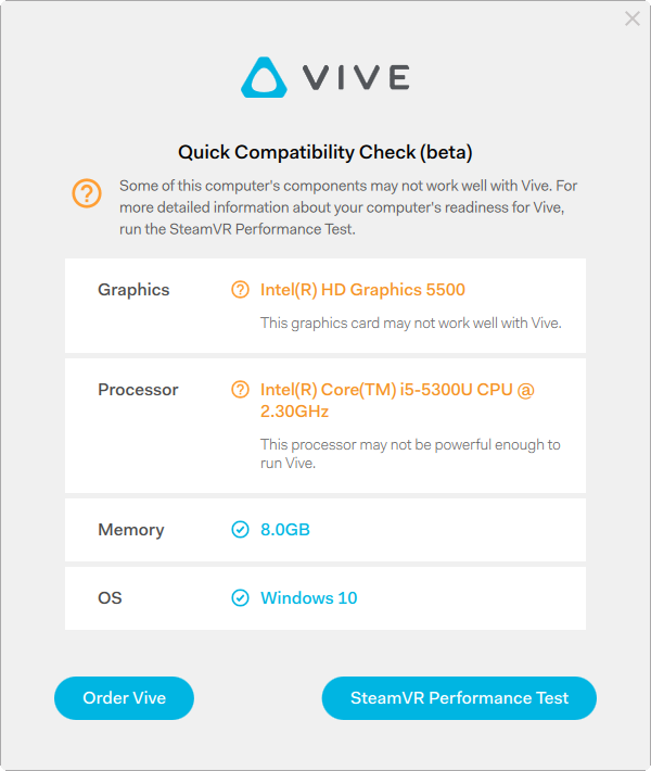 Check if your PC is VR ready pic01 (5)