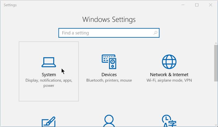 Comprobar la fecha de instalación de aplicaciones y programas en Windows 10 step2
