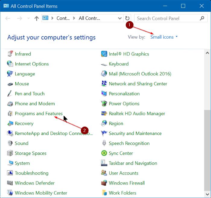 Comprobar la fecha de instalación de aplicaciones y programas en Windows 10 step5