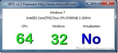 Check 64 Bit Compatibility