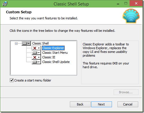 Classic shell for Windows 10 picture1