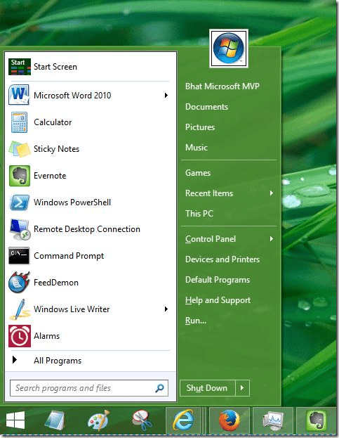Classic shell for Windows 10 picture2