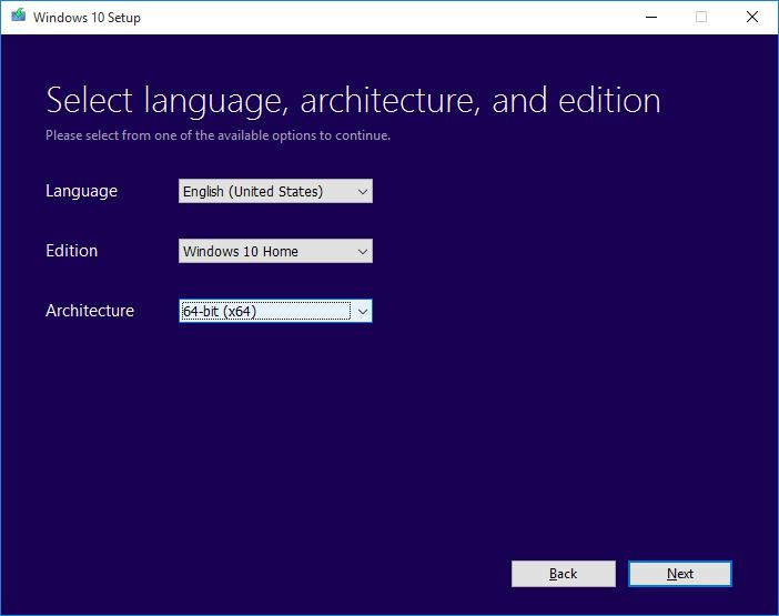 Instalación limpia desde ISO Windows 10