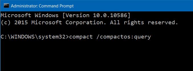 Comprimir archivos y carpetas de instalación de Windows 10 step2