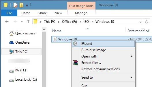 Convertir archivo ESD a ISO step002
