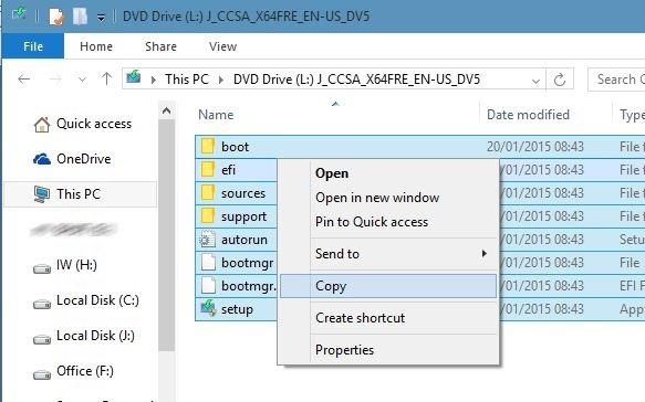 Convertir archivo ESD a ISO step003
