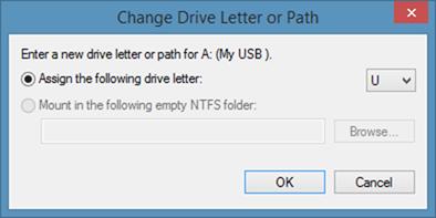 Crear acceso directo de teclado para abrir una unidad USB en Windows step4