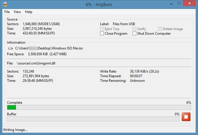 Crear ventana de inicio ISO desde USB step9