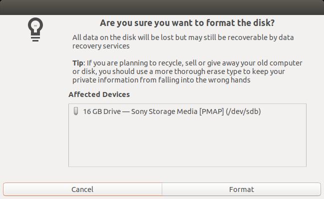Crear USB de inicio de Windows 10 en Linux pic (1)