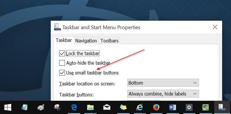 Personalizar la barra de tareas de Windows 10 pic4.2