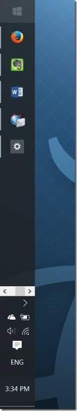 Personalizar pic5 de la barra de tareas de Windows 10