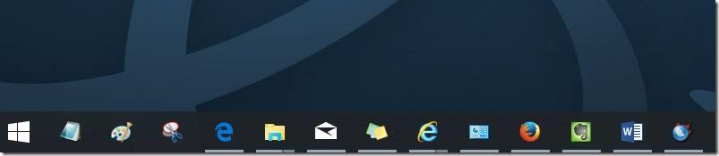 Personalizar la barra de tareas de Windows 10 pic6.1