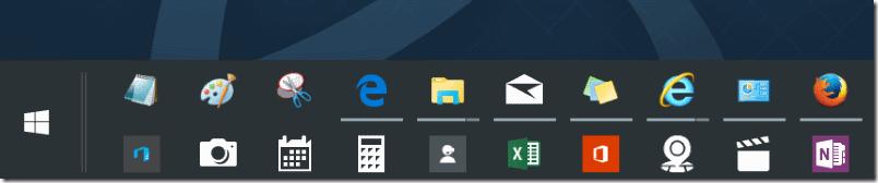 Personalizar la pic7 de la barra de tareas de Windows 10