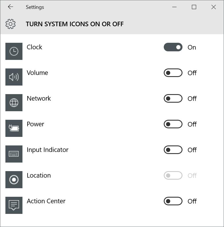 Personalizar la barra de tareas de Windows 10 pic8.1