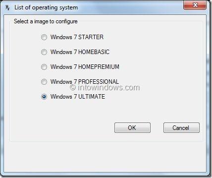 Personalizar la configuración de Windows 7