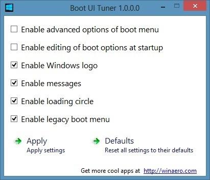 Customize Windows 8 Boot Screen