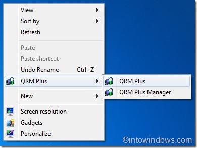 Eliminar punto de restauración selectiva en Windows 7