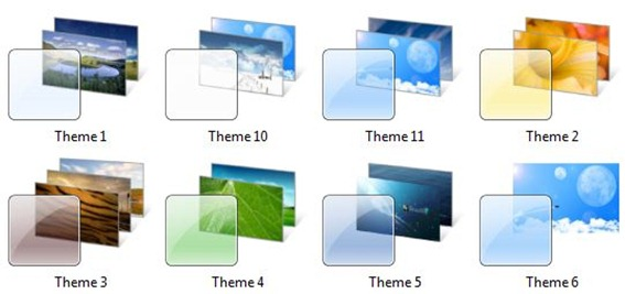 Eliminar tema de Windows 7
