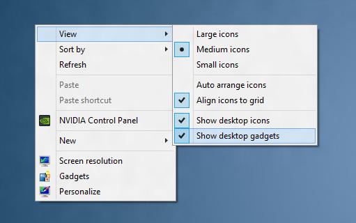 Gadgets de escritorio para Windows 10 picture2