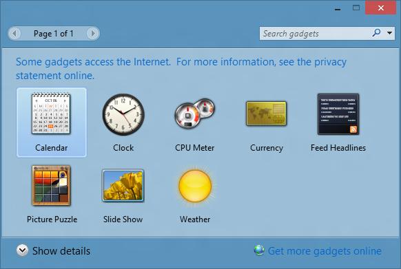 Gadgets de escritorio para Windows 10 picture3