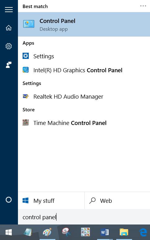 Desactivar sonido de notificación en Windows 10 step5