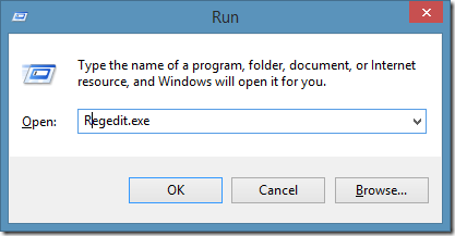 Disable Sidebar In Windows 8.1 Step2