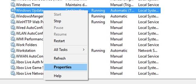 Desactivar Windows Update In Windows 10 Step61