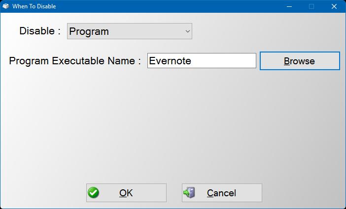 Desactivar cualquier tecla del teclado Windows 10 (1)
